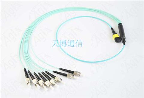MPO高密度光纖跳線