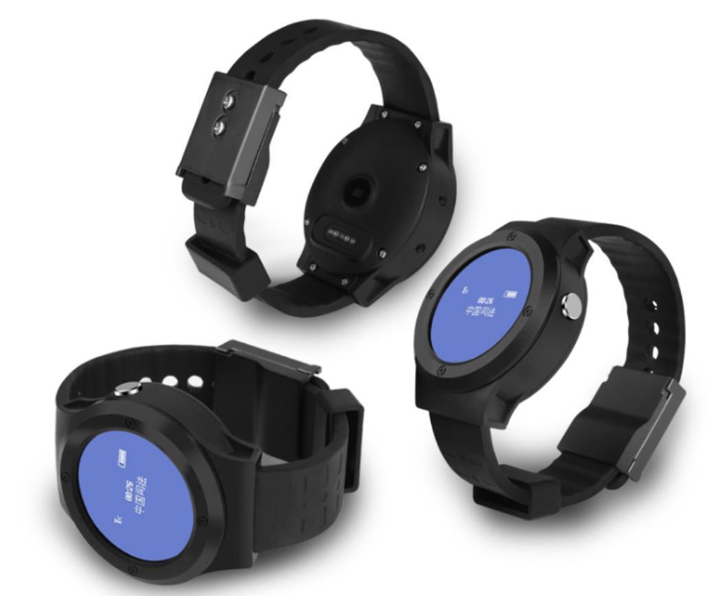 西安社区矫正防拆报警GPS定位心率监测腕表厂
