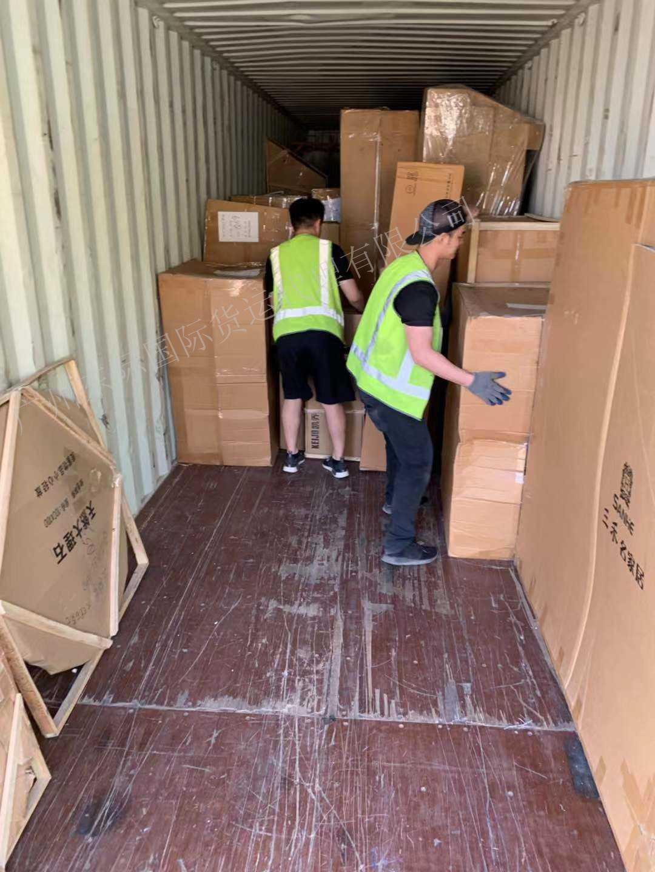 潍坊发物流到澳大利亚的具体操作流程