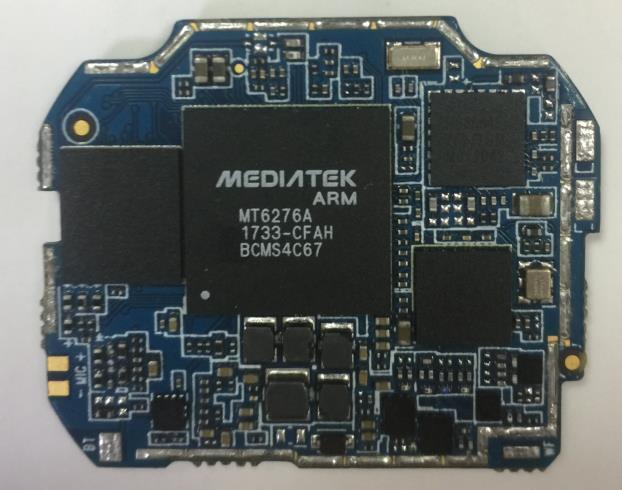 重庆专业G01智能手表定位器WCDMA主板厂