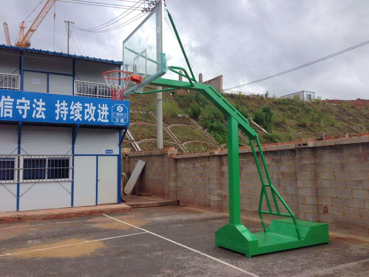 灵川县篮球架