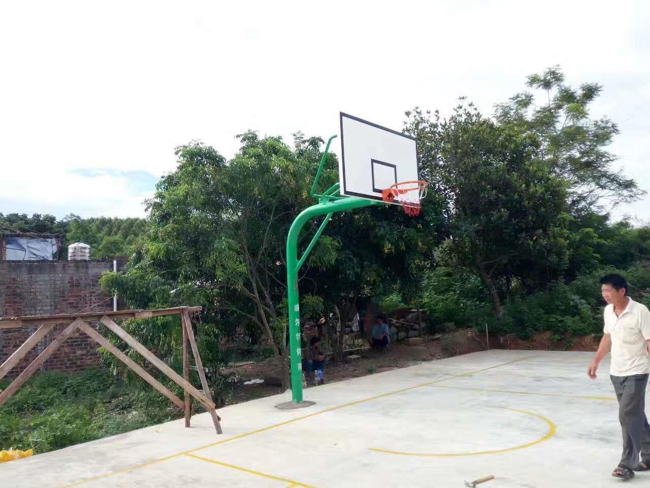 广西地埋篮球架公司