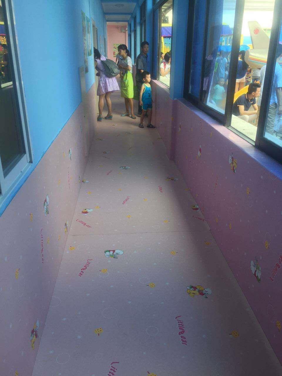 桂林幼儿园pvc地板