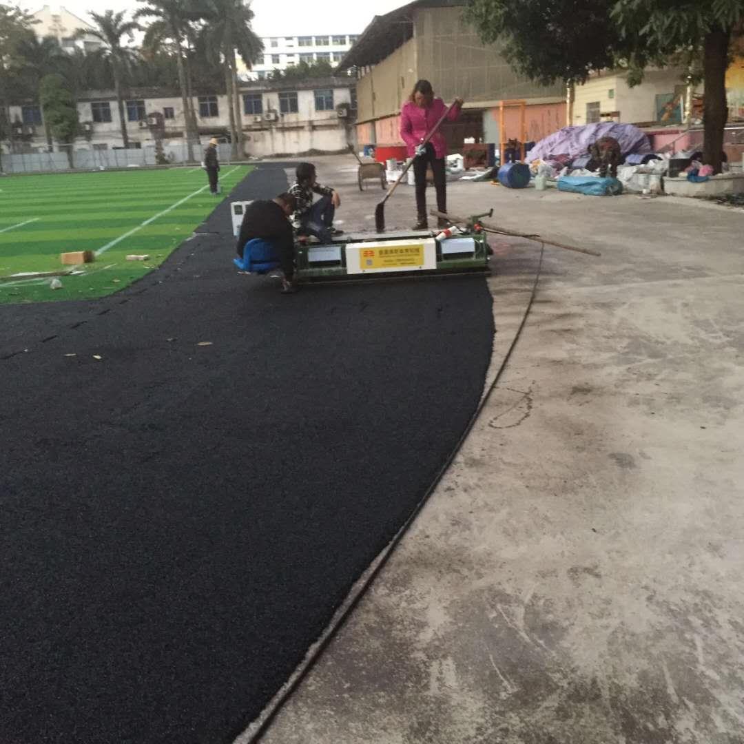 桂林市恭城塑胶跑道材料厂家跑道