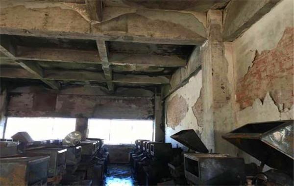 梅州火灾房屋检测