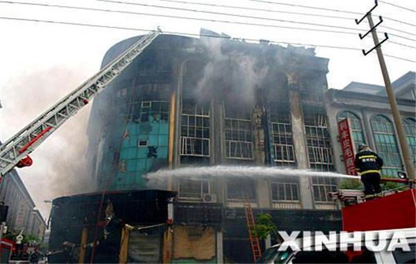 赣州火灾房屋检测