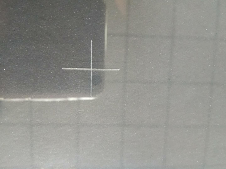 激光細孔加工 切割打孔 康寧玻璃