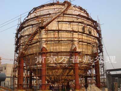 上海球罐热处理工程