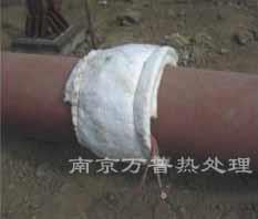 上海管道电加热热处理