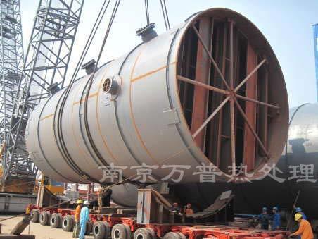 上海塔器热处理工程