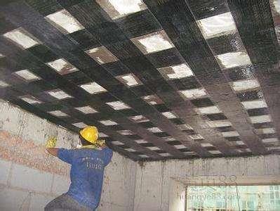 沧州碳布粘贴 碳纤维加固厂商