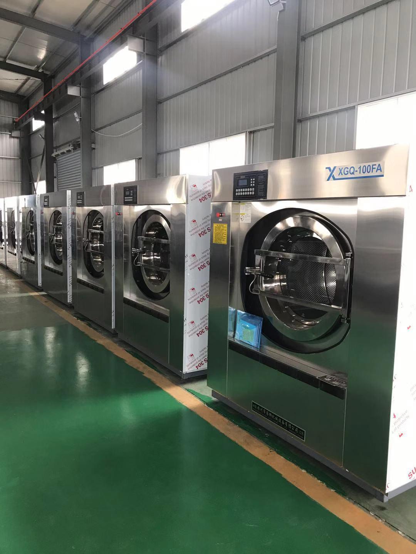 扬州海狮厂家直销 全自动洗脱机 工业洗衣机 水洗装备 洗衣房装备 洗涤装备厂家
