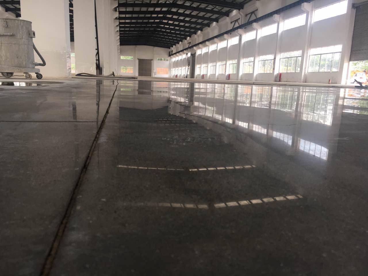 梅州专业地板打蜡