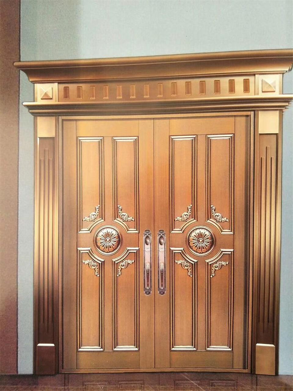 西安正规铜门