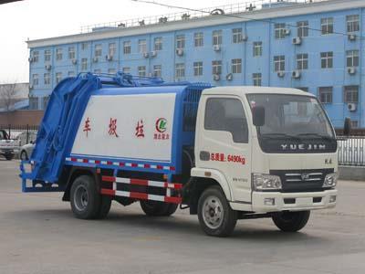 山西压缩垃圾车生产