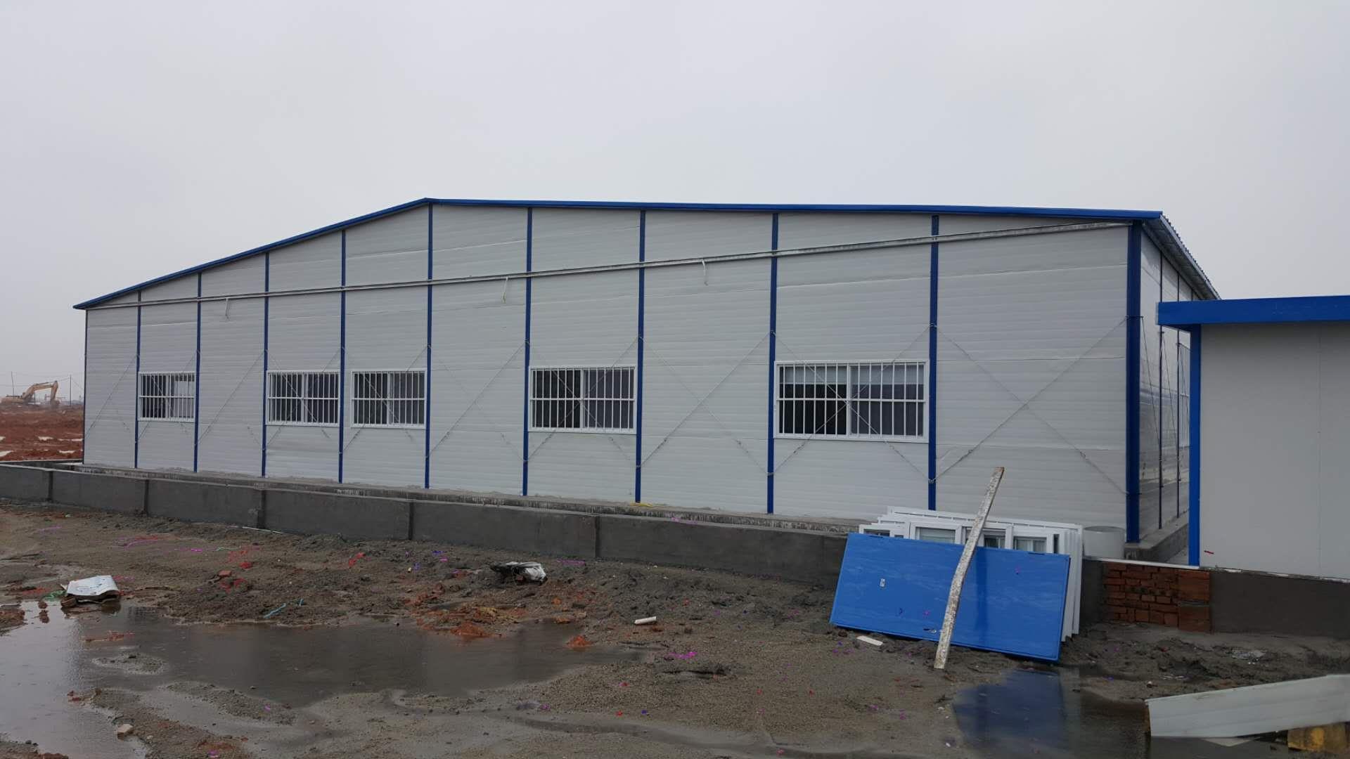 安远县活动房制造