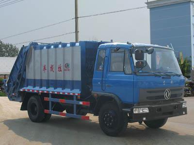 陕西压缩垃圾车厂家