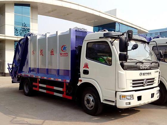 安徽压缩垃圾车