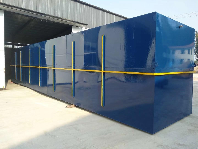 滁州乡镇污水处理设备制作