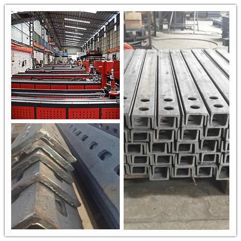 贵州槽钢角钢冲床公司