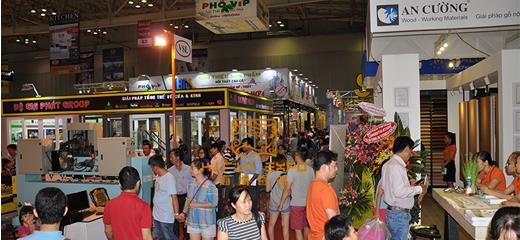 越南胡志明市建材展览会