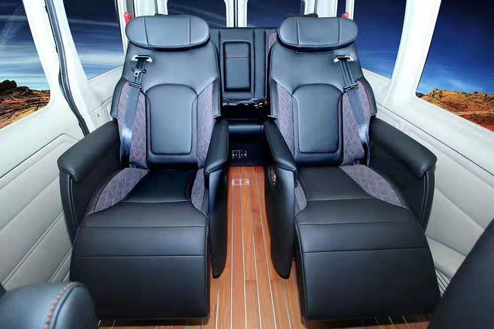 嘉定福特全顺内饰改装航空座椅