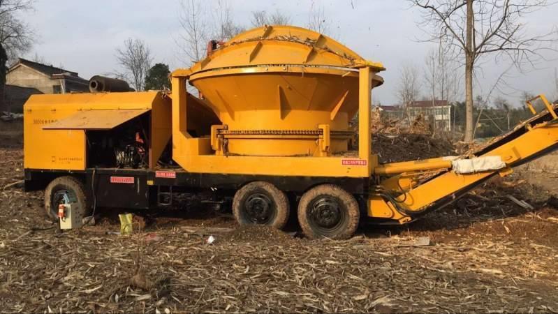 呼和浩特回收木材模板综合破碎机 欢迎来电了解