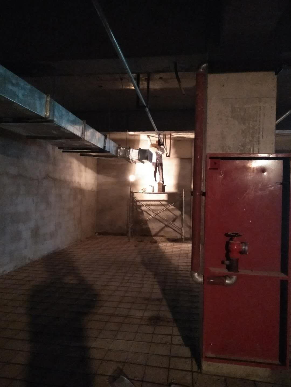 铜川屋面洇水