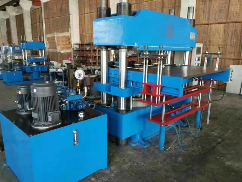青岛正规全自动硫化机生产