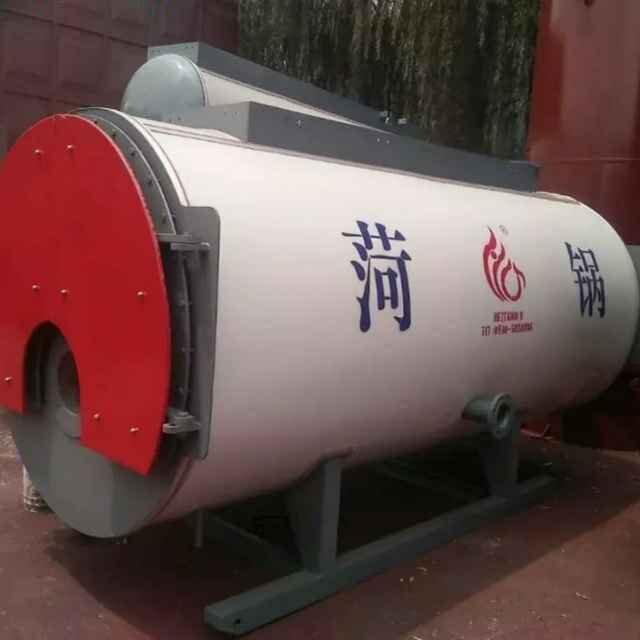 亳州全新2吨4吨燃气蒸汽锅炉厂