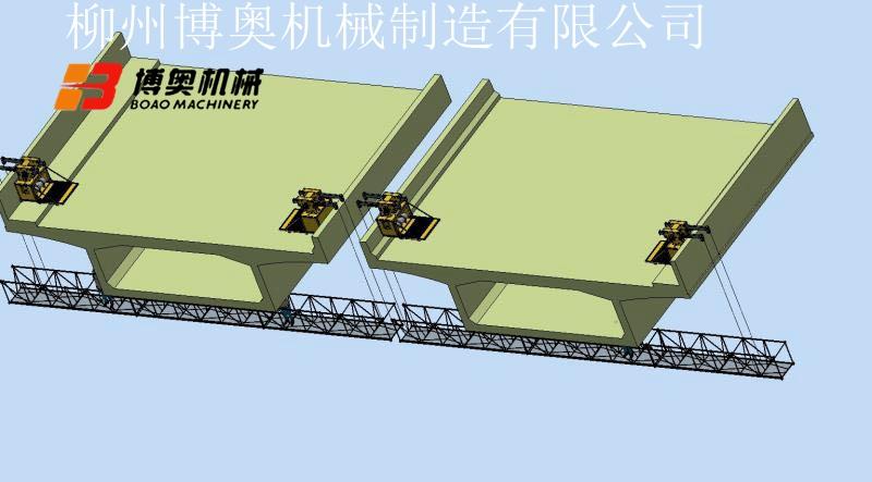 福建桥梁检测车施工视频