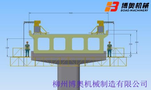 小型桥梁施工平台厂商