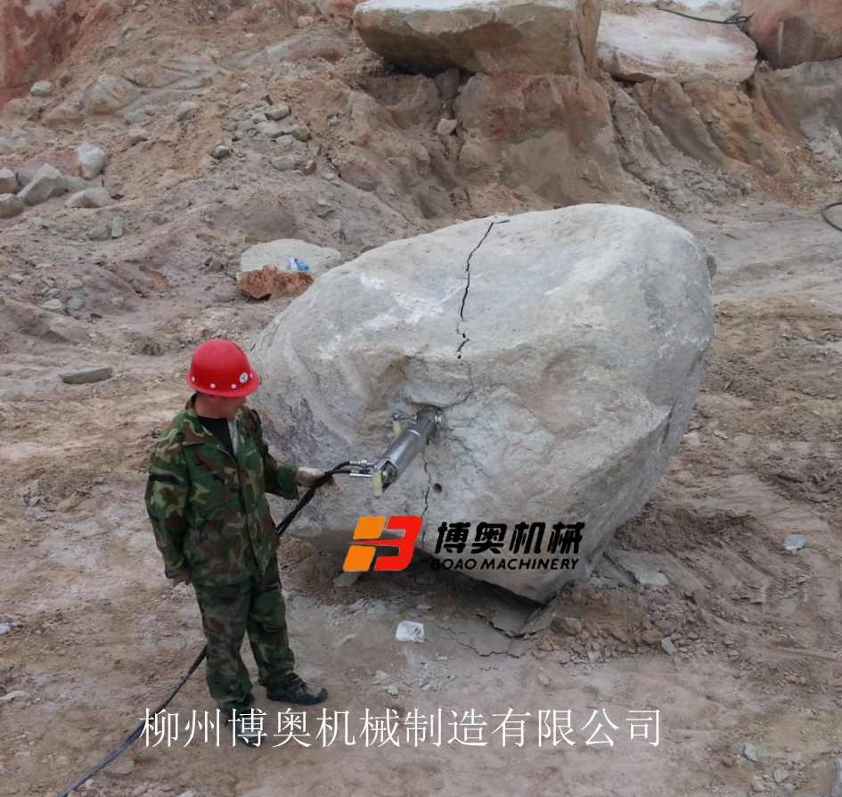 泰安电动岩石破裂机