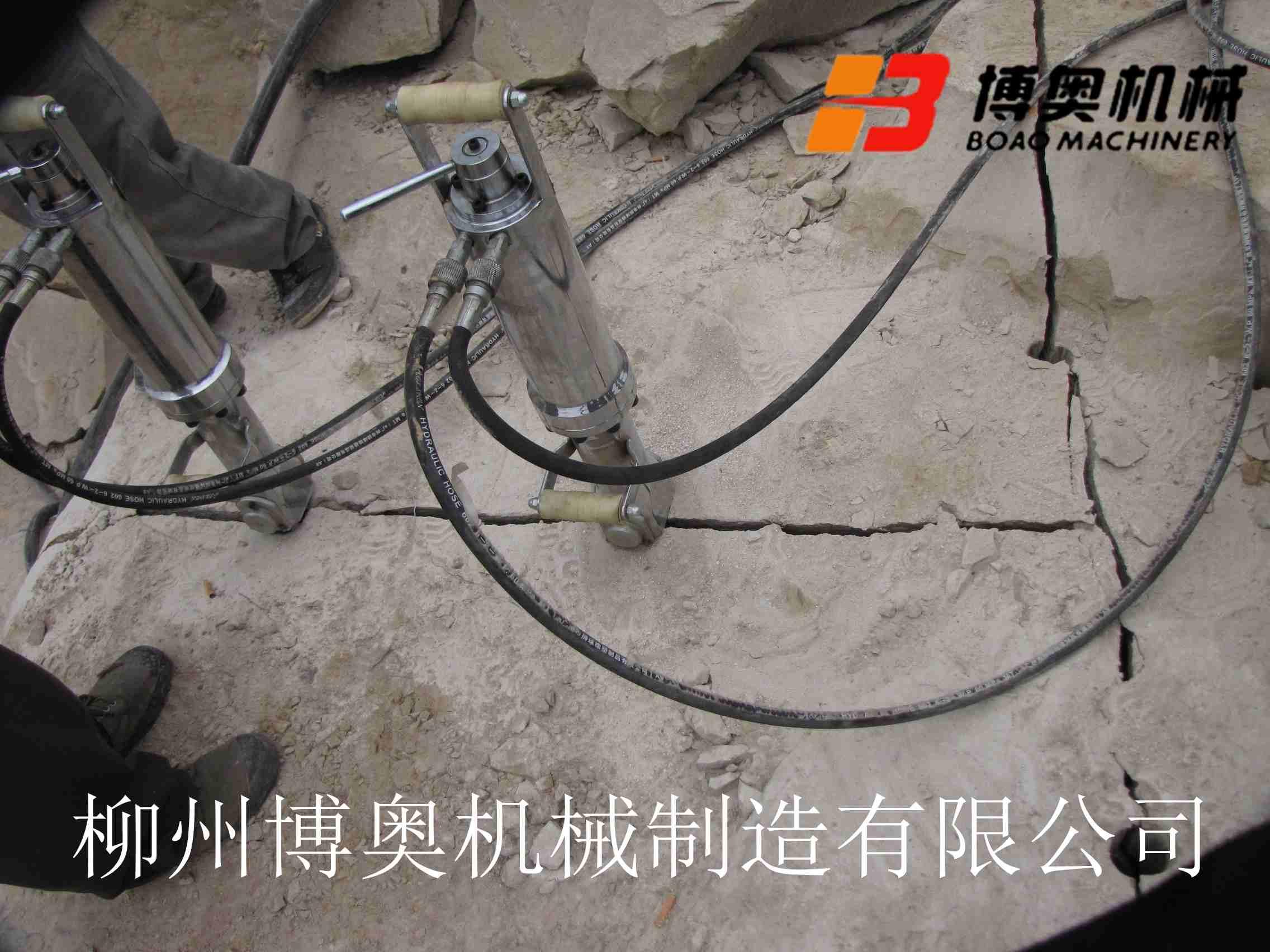 广州破石机设备型号