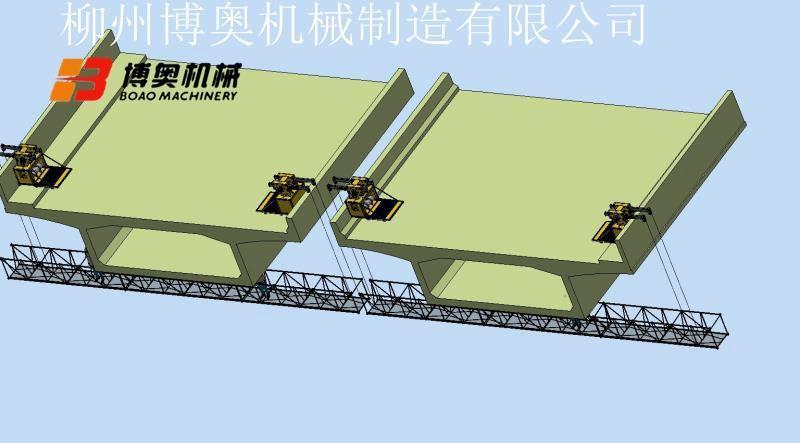 全新桥梁检测设备桥梁检查车生产
