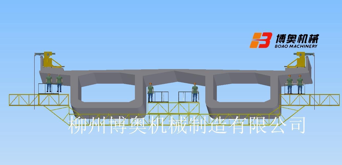沧州环保桥梁检测设备桥梁检查车