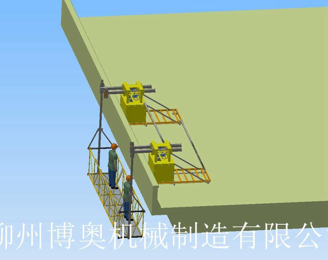大庆专业桥梁检测设备桥梁检查车