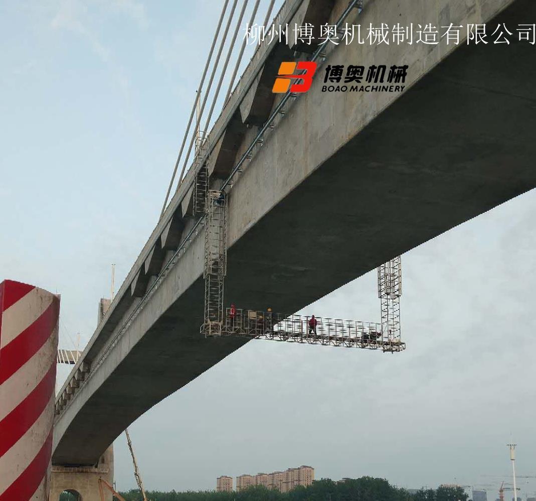 桥梁检测设备桥梁检查车生产商