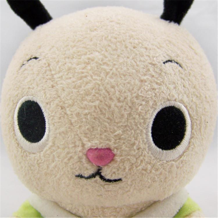 厂家订制做企业吉祥物毛绒玩具公仔定制毛绒玩偶娃娃logo免费打样