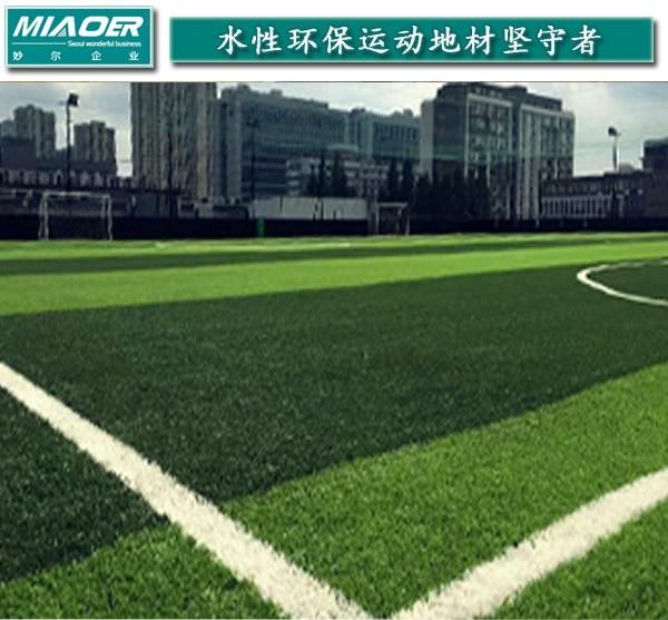 江都五人制足球场建设装饰设计