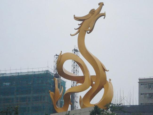 防城港金属雕塑