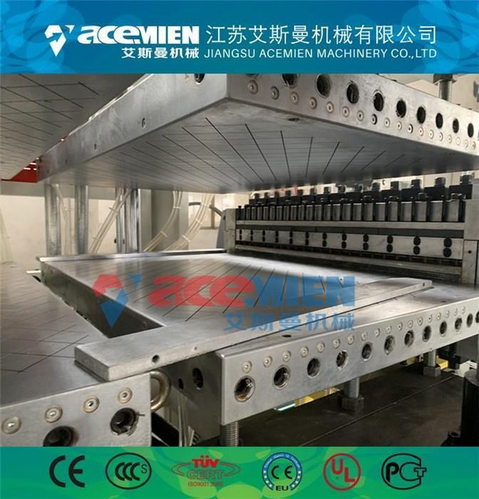 深圳塑料中空建筑模板设备厂家