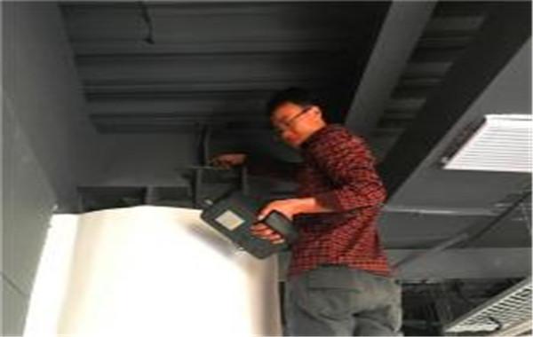 白山钢结构检测