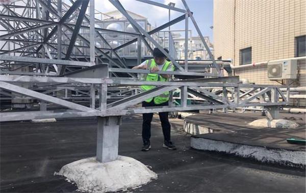 哈尔滨钢结构厂房质量检测