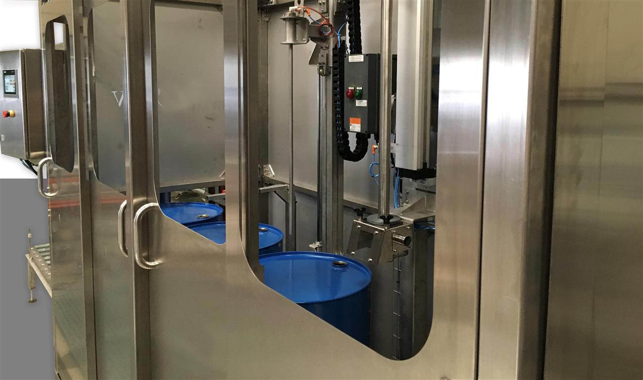 营口液体自动灌装机