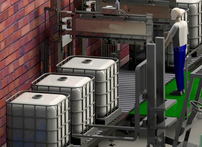 塑料桶液体自动灌装机厂家