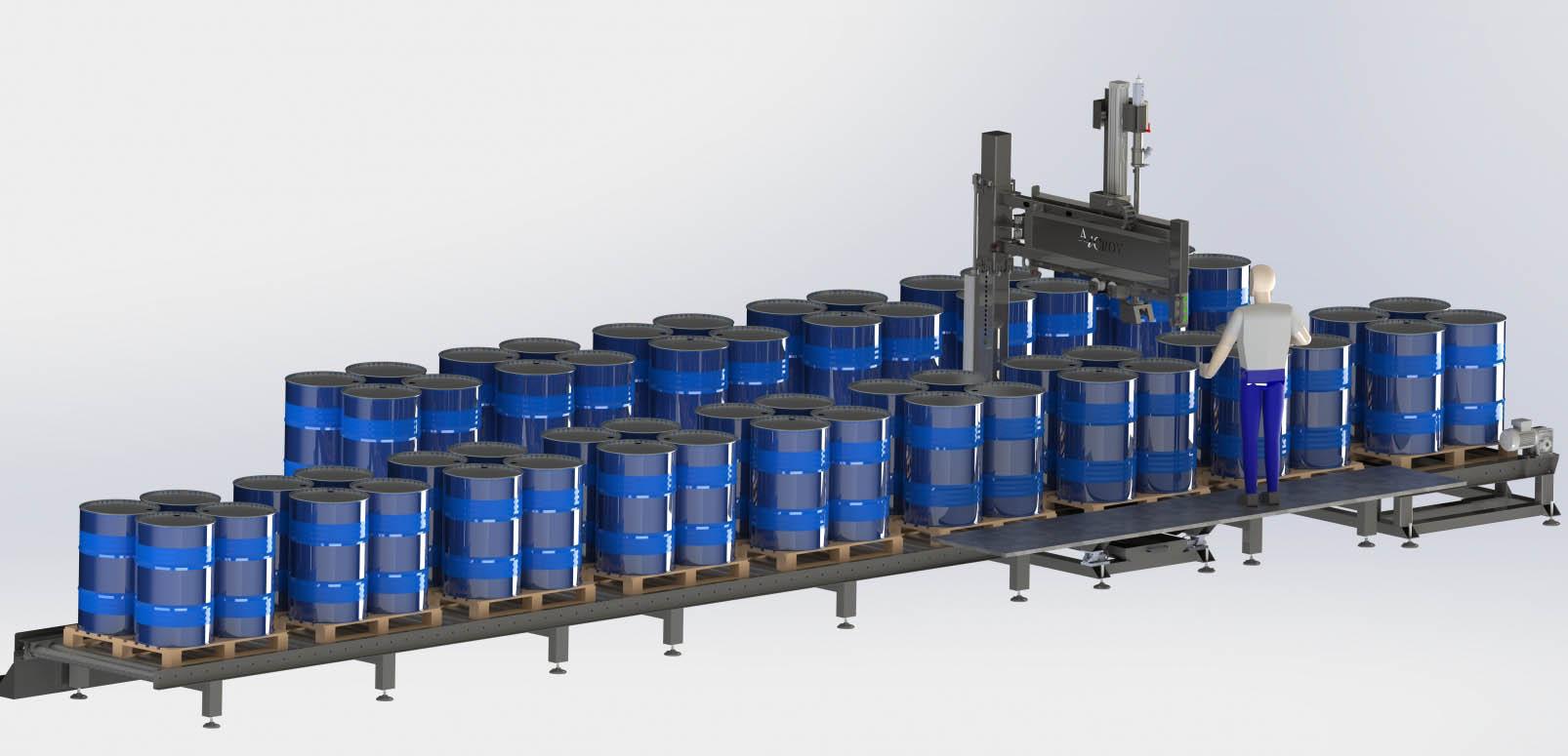 25升液体自动灌装机生产商