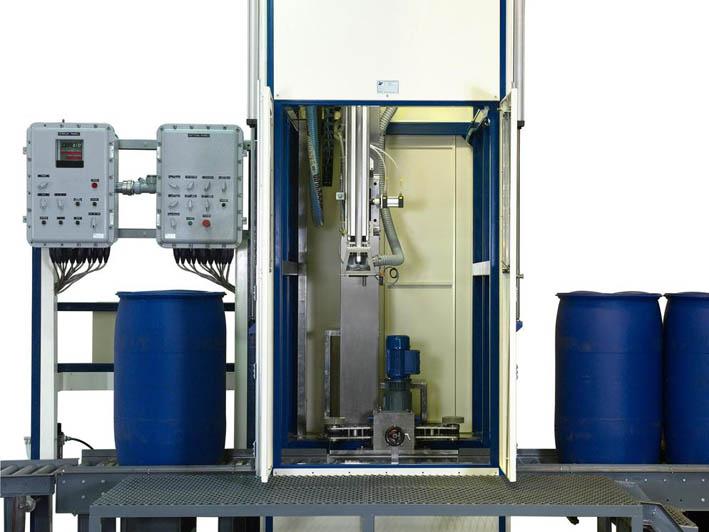原装200升大桶灌装机加工厂