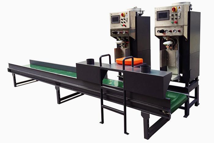 氧化铝自动包装机厂家