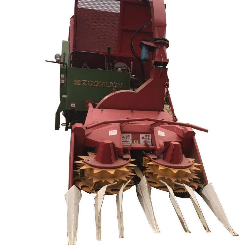 环保牧草收割机加工